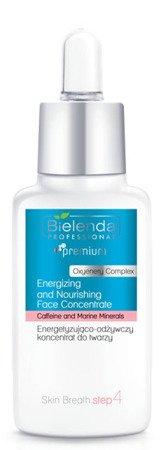 Bielenda Energetyzująco-odżywczy koncentrat do twarzy 30 ml