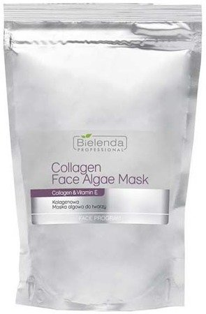 Bielenda Maska algowa kolagenowa 190 g - zapas