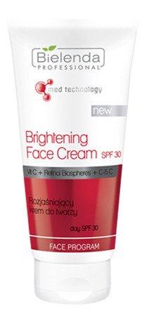 Bielenda Rozjaśniający krem do twarzy z witaminą C SPF 30 150 ml