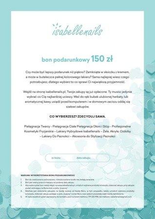 Bon podarunkowy Delicate Hearts IsabelleNails 150 zł