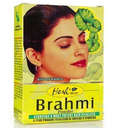 Hesh Brahmi w proszku maska do włosów 100 g