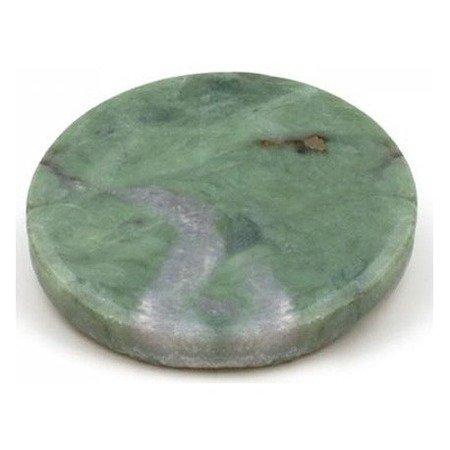 Kamień nefrytu podstawka do kleju