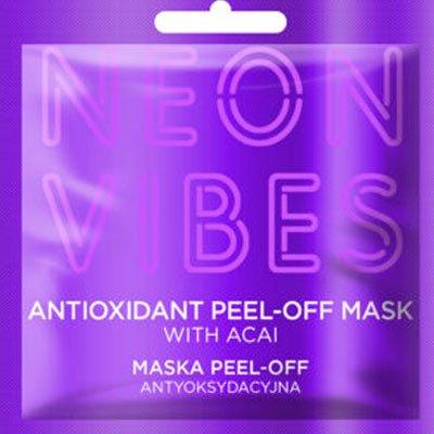 MARION Maska peel-off antyoksydacyjna NEON VIBES 8g