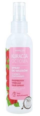 MARION Spray do włosów z octem malinowym 130 ml