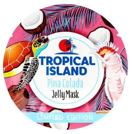 MARION Tropical Island maseczka żelowa pinacolada 10g