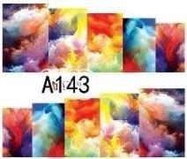 Naklejki wodne A143