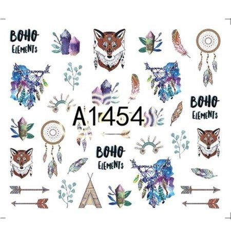 Naklejki wodne A1454