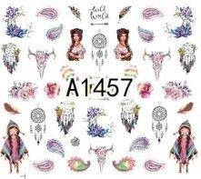 Naklejki wodne A1457