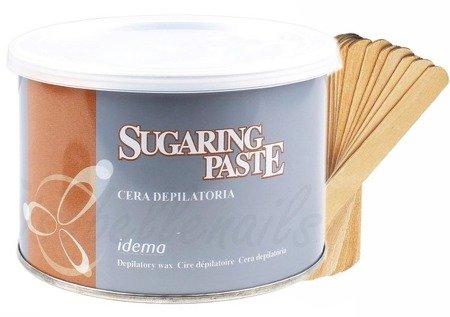 Pasta cukrowa naturalna 500g + szpatułki