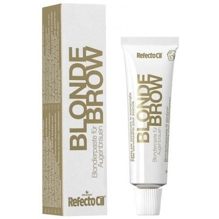 RefectoCil Henna żelowa 0. Blond 15 ml