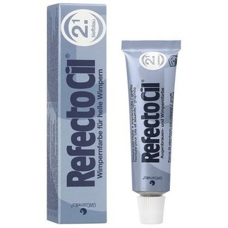 RefectoCil Henna żelowa 2.1 Niebieska 15 ml