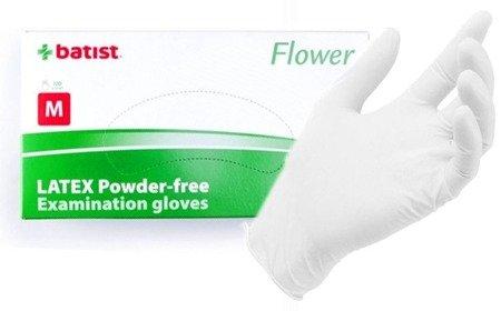 Rękawiczki rękawice lateksowe S